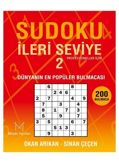Sudoku İleri Seviye - 2-Mikado
